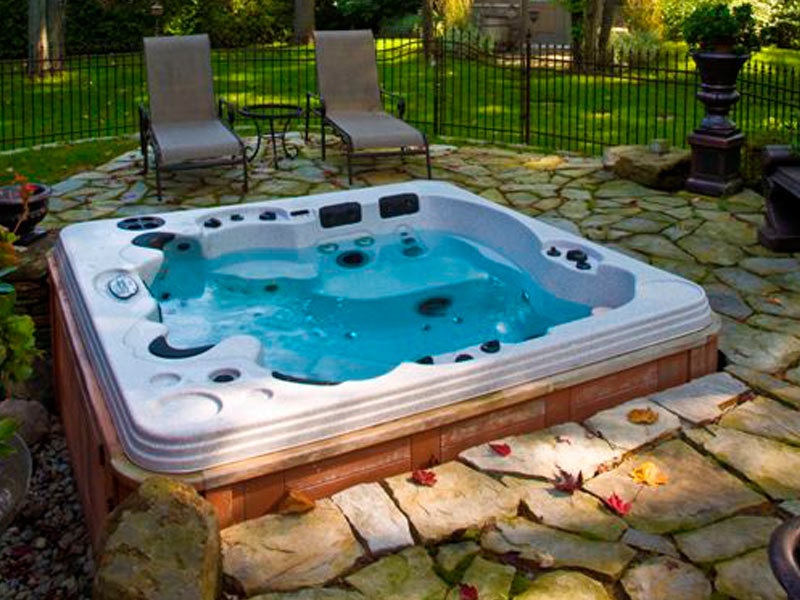 Barefoot Spas Hot Tubs Information | Barefoot Spa Hot Tub Reviews