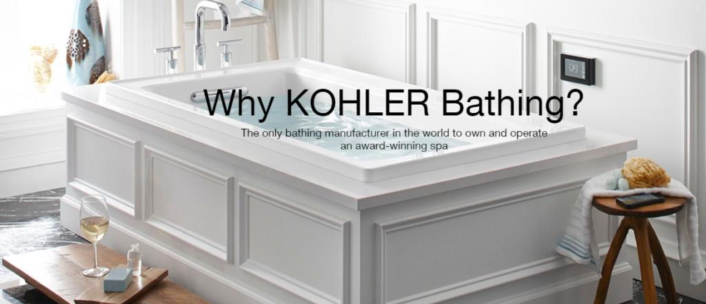 Kohler Whirlpool Tub Information | Kohler Whirlpool Tubs Bath Tub