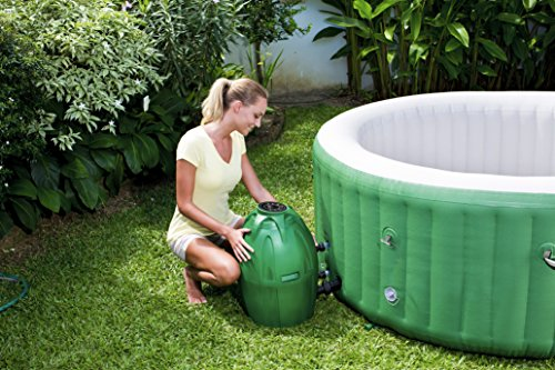 coleman lay z spa inflatable hot tub. Black Bedroom Furniture Sets. Home Design Ideas
