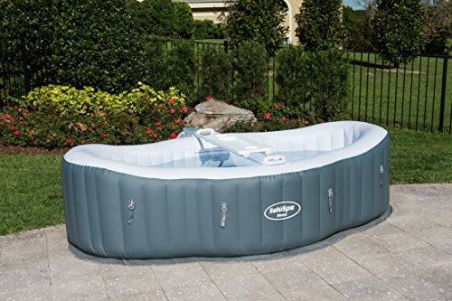 saluspa siena airjet inflatable hot tub. Black Bedroom Furniture Sets. Home Design Ideas